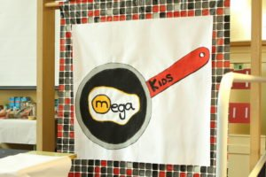 Megachef Kids Logo